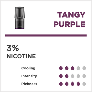 Tangy Purple (Pack of 3)