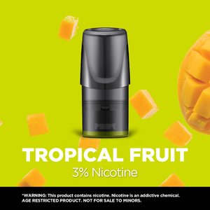 Tropical Fruit (Pack of 3)
