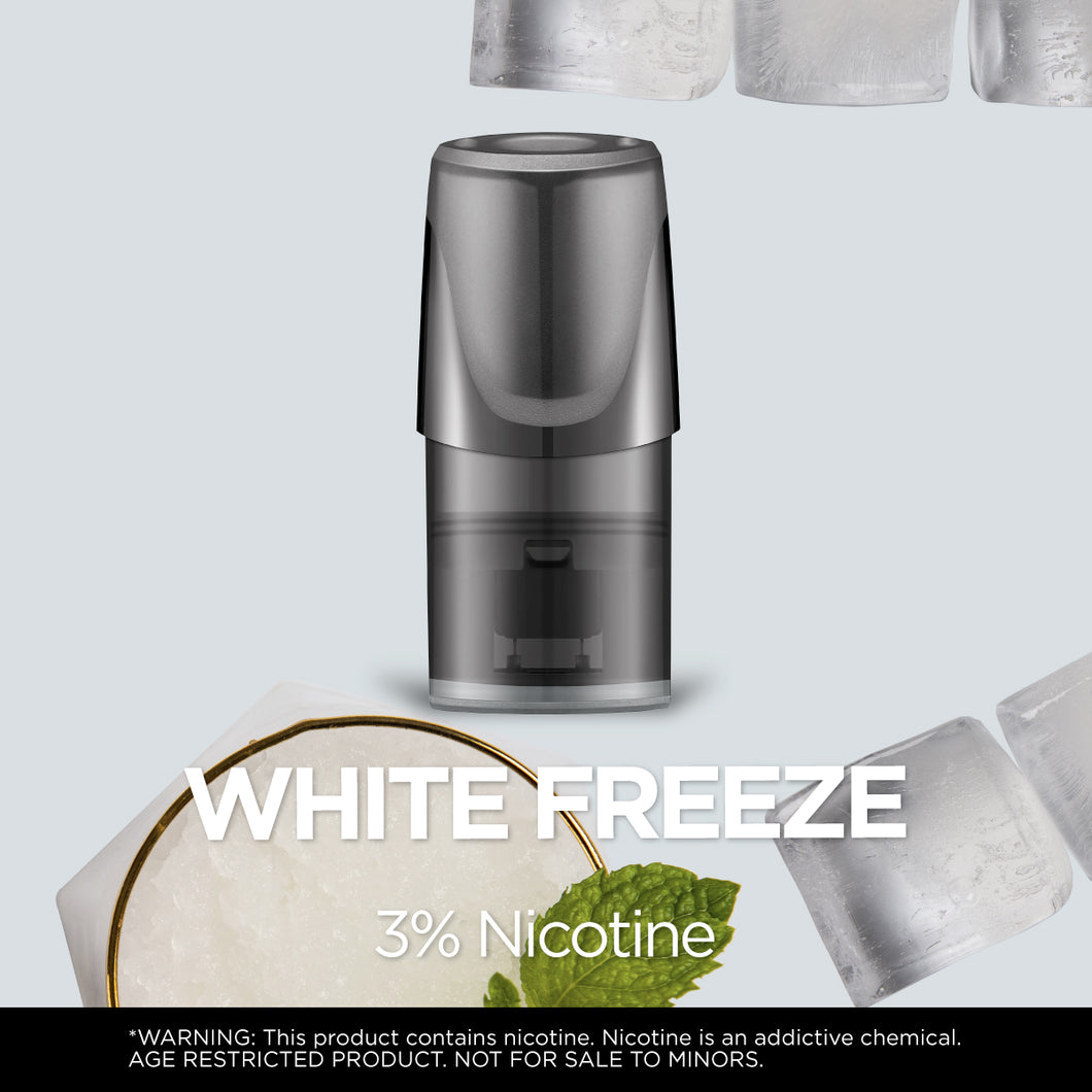 White Freeze (Pack of 3)
