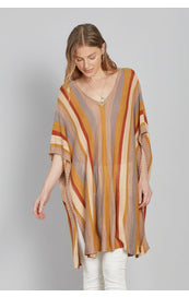 Mason Honey Ginger Poncho