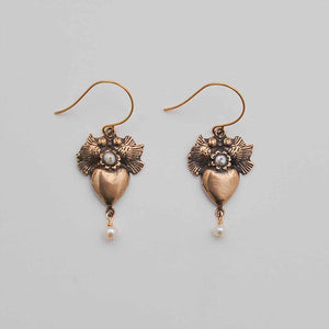Tara Gasparian Lovebird Earrings
