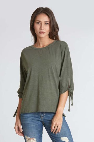 Dear John Laila Top in Juniper
