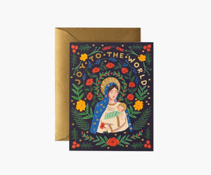 Modonna and Child Card Boxed Set