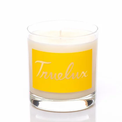 Truelux Plantain Lotion Candle