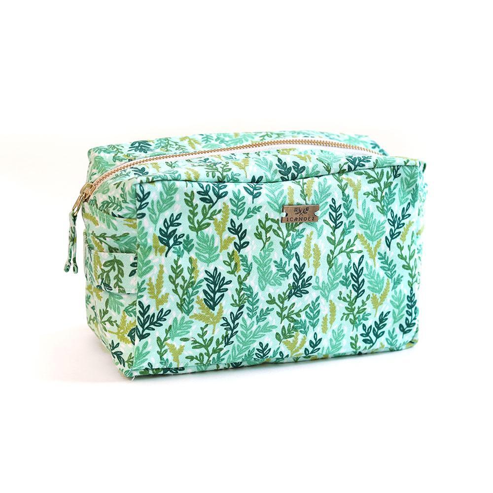 Mint Meadow Box Tote