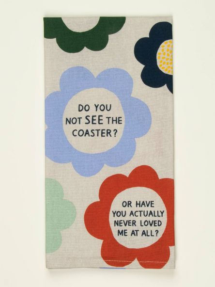 The Coaster Dish Towel