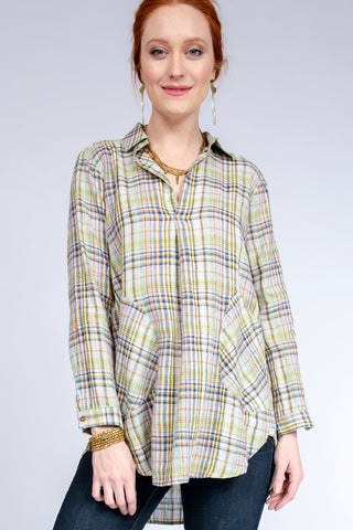 Uncle Frank Pullover Tunic