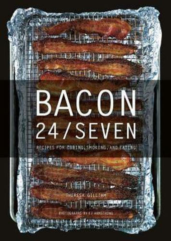 Bacon 24/Seven Book