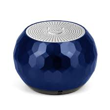 Mini Glam Speaker Midnight Blue
