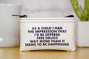 Free Drugs Stash Pouch
