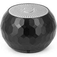 Mini Glam Speaker Black