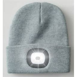 Night Scout Beanie Light Blue