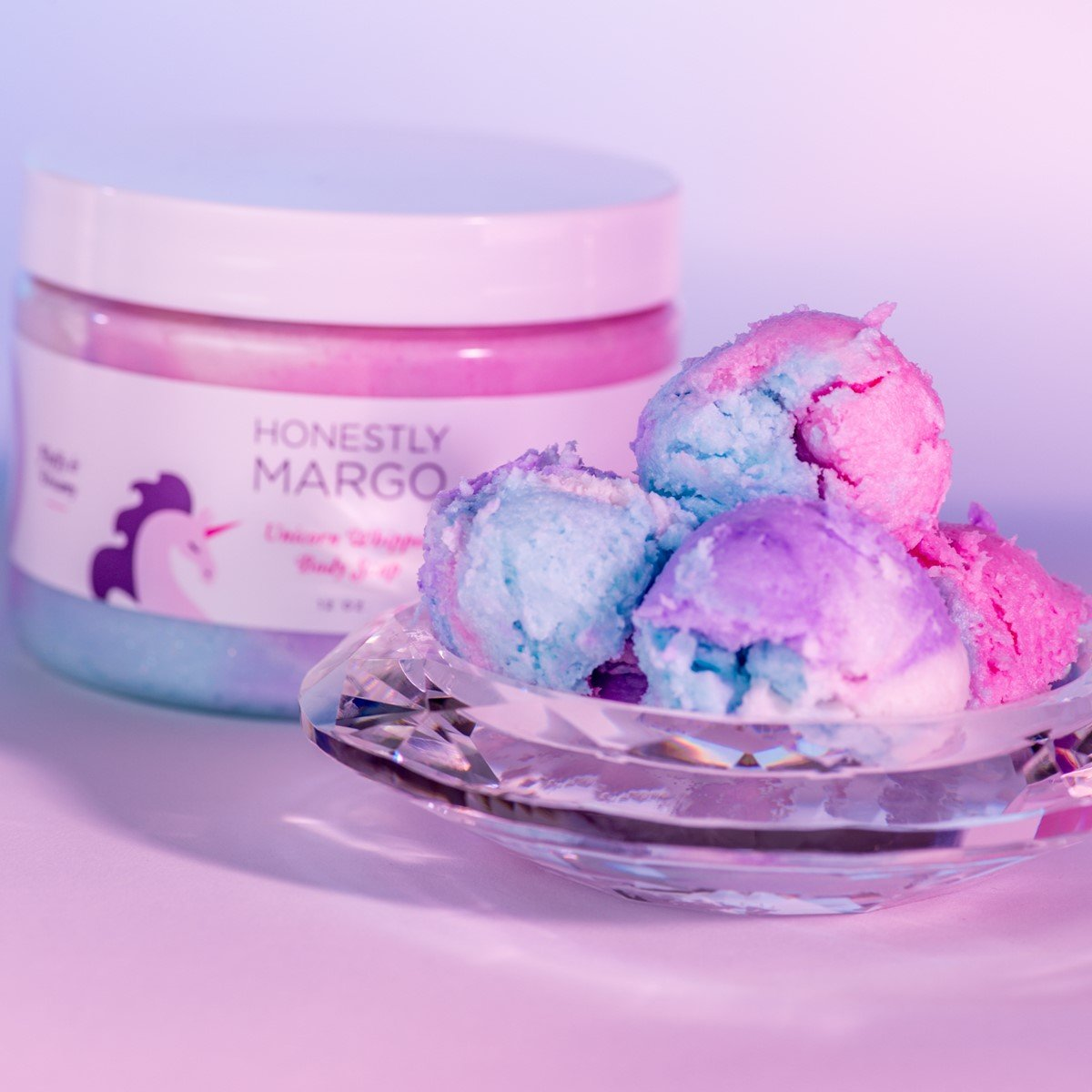 Unicorn Whipped Body Soap