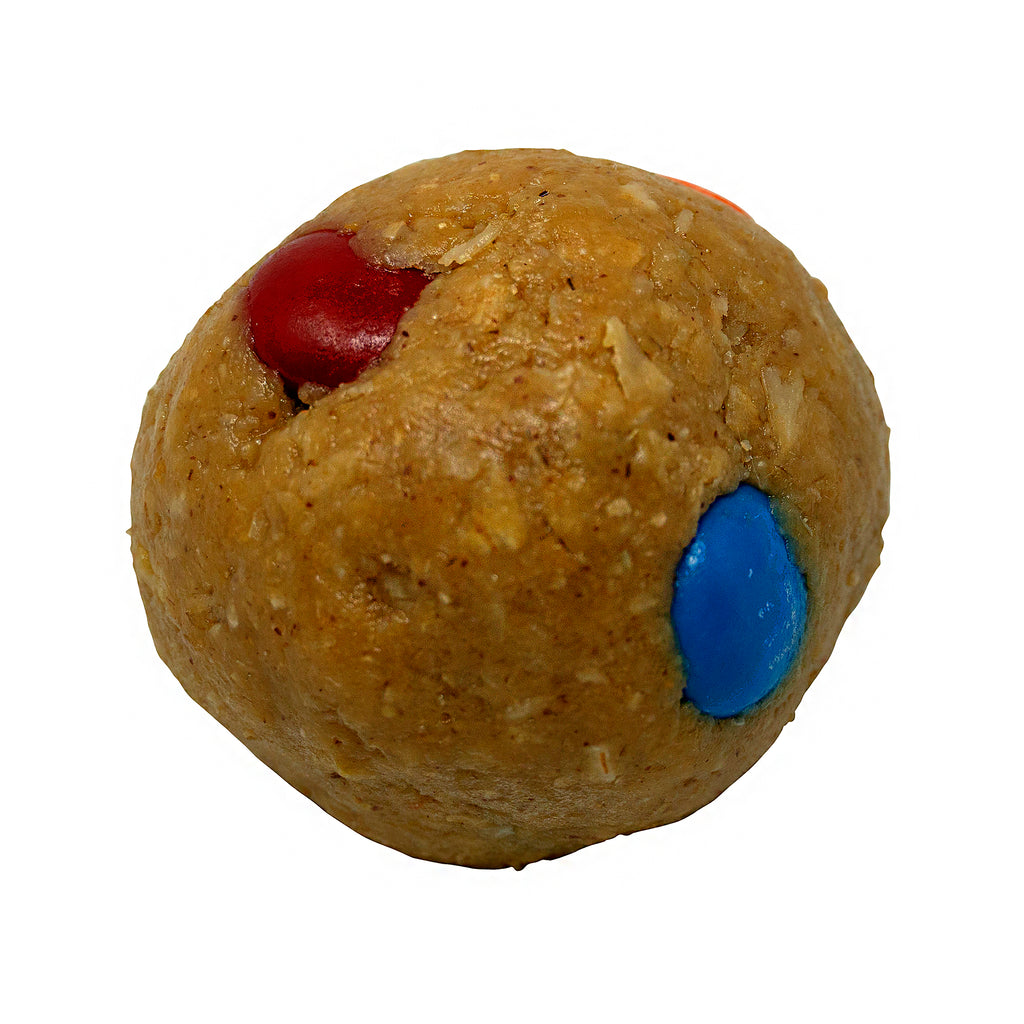 M&M'S® Peanut Butter Oatballs