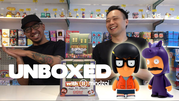 Episode 8 of Unboxed is up on YouTube
