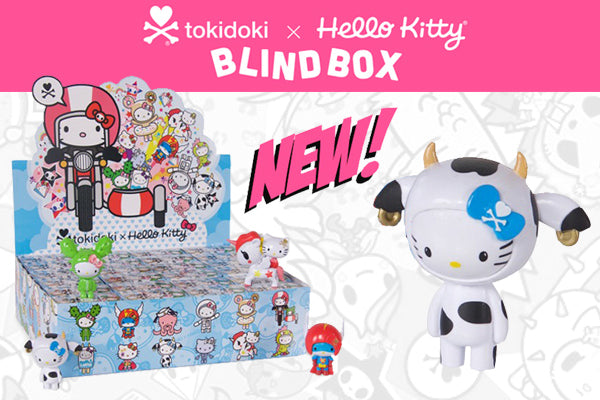 Hello Kitty x Tokidoki Blind Box Toy