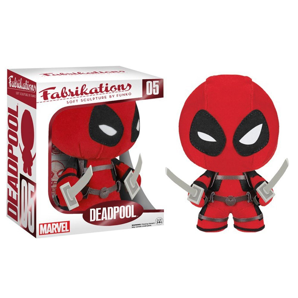 Deadpool Fabrikations Plush by Funko