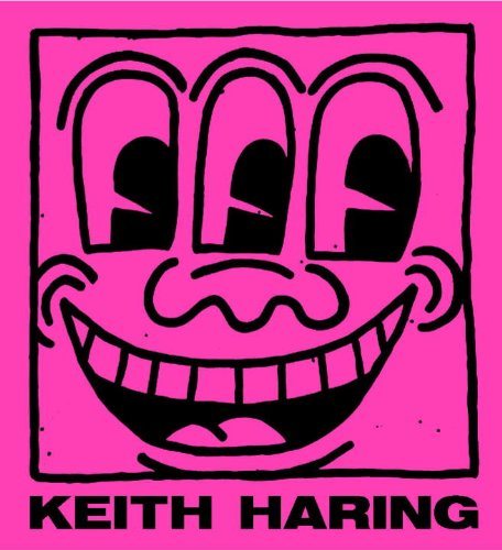 Keith Haring Hardcover book by Jeffrey Deitch