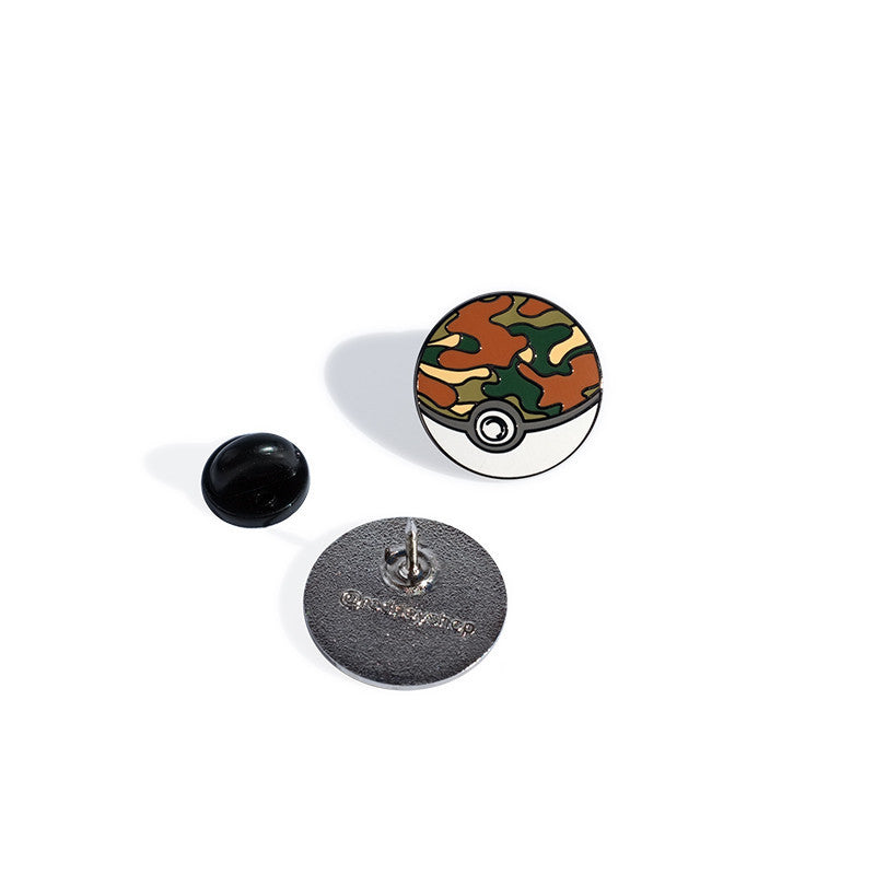 Safari Ball Lapel Pin