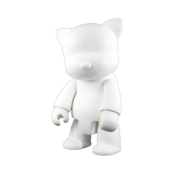 "DIY 8"" Qee White Cat - Mindzai"