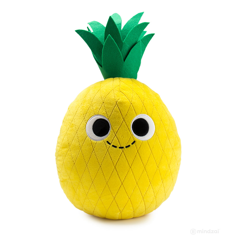 Amy Pineapple Yummy World Large Plush Toy by Kidrobot - Special Order