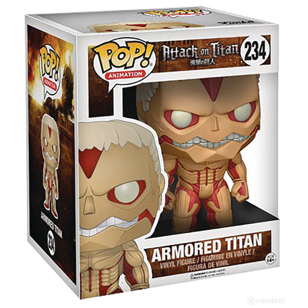 Armored Titan Attack on Titan POP Vinyl Figure by Funko