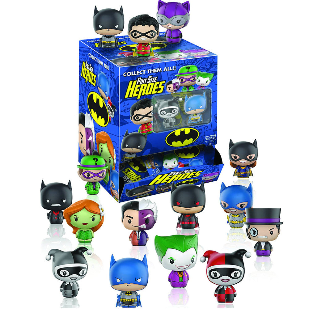 Batman DC Comics Pint Sized Heroes Blind Bag