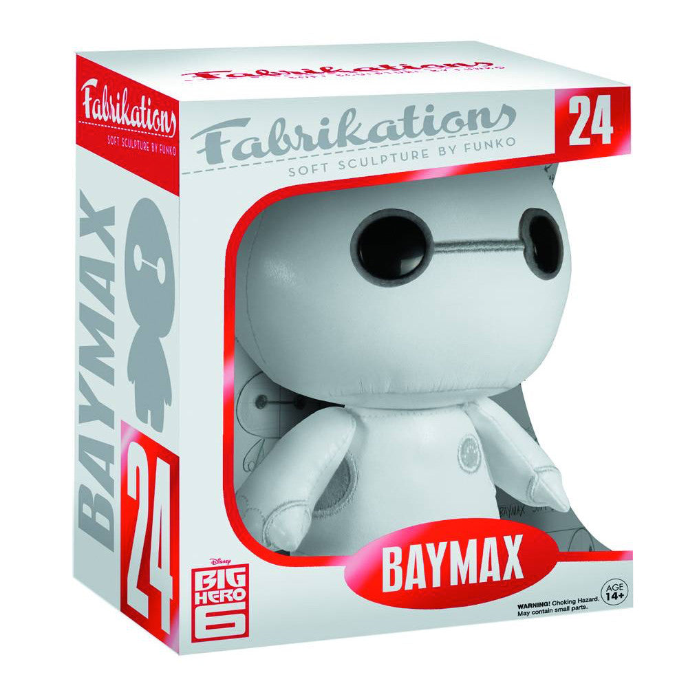 Big Hero 6 Baymax Fabrikations Soft Sculpture