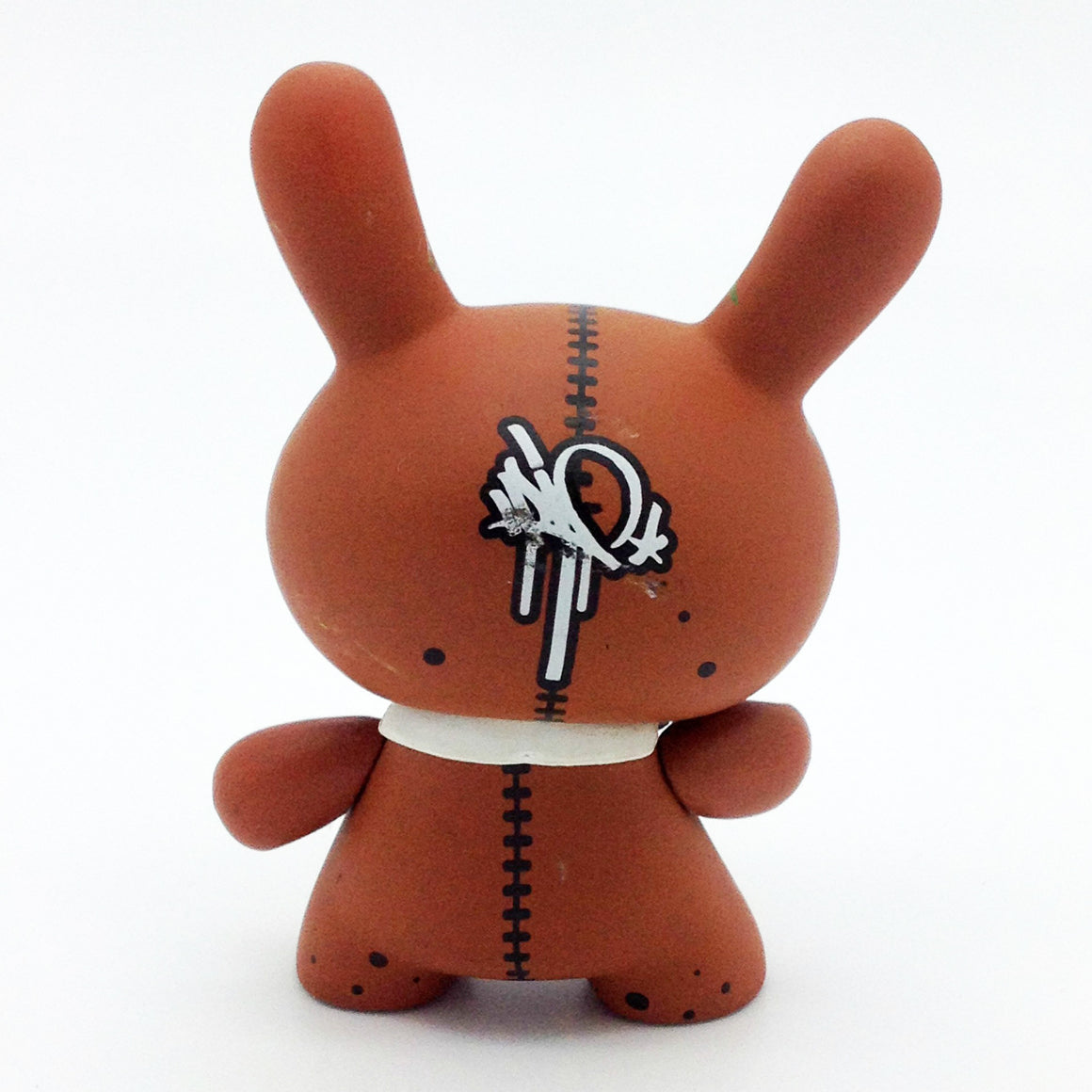 Dunny Series 2 - Brown Bear Dunny - Mindzai  - 1