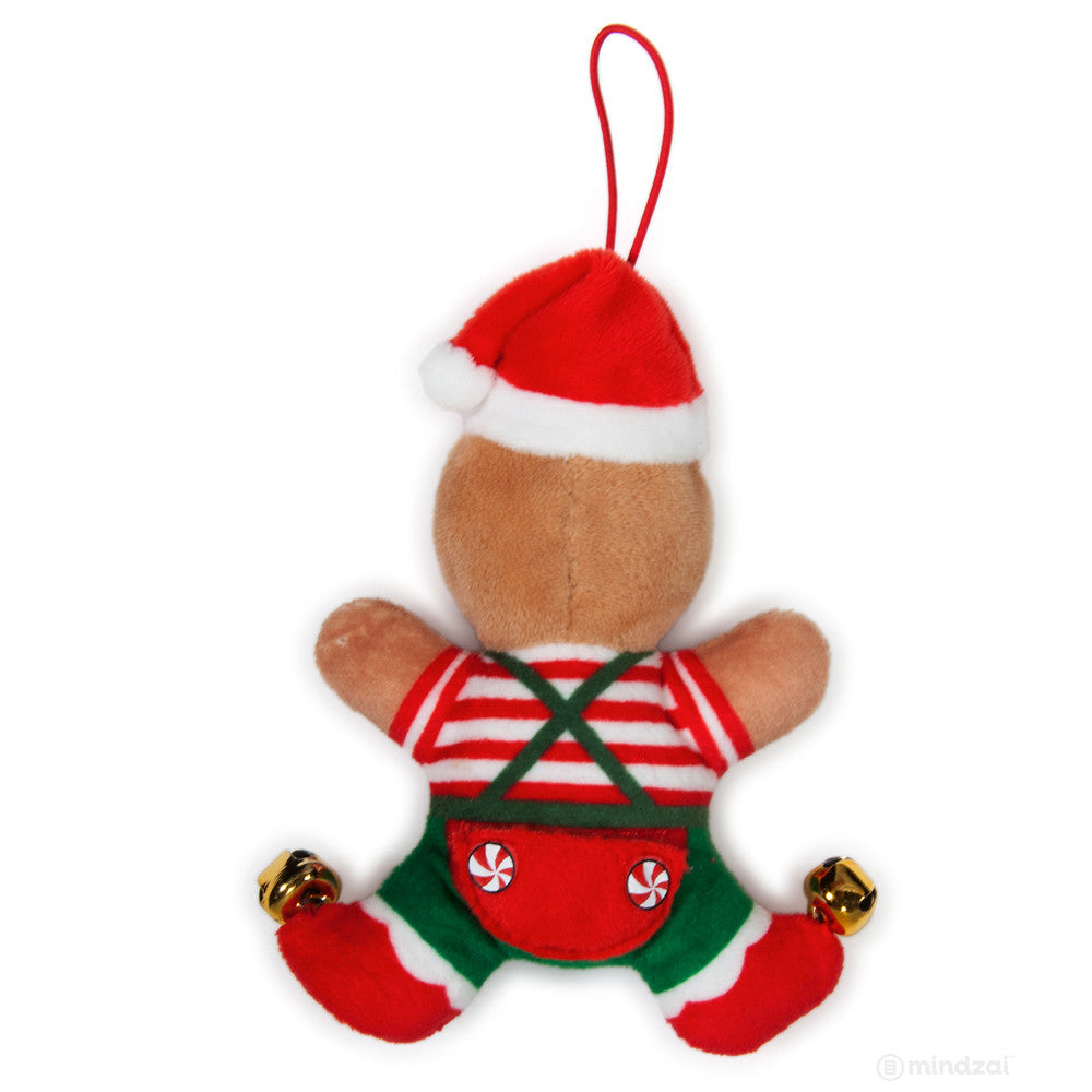 Gingerbread Jimmy 4-inch Yummyworld Plush - Mindzai  - 1