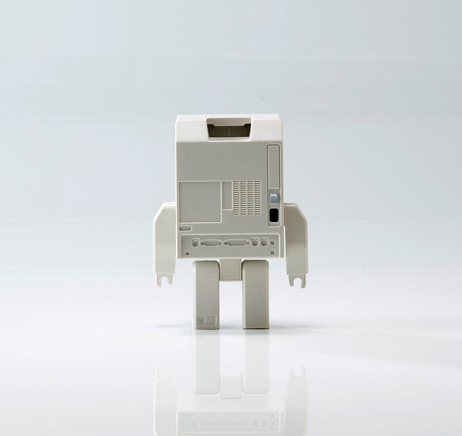 Classicbot Class Art Toy Figure by Playsometoys