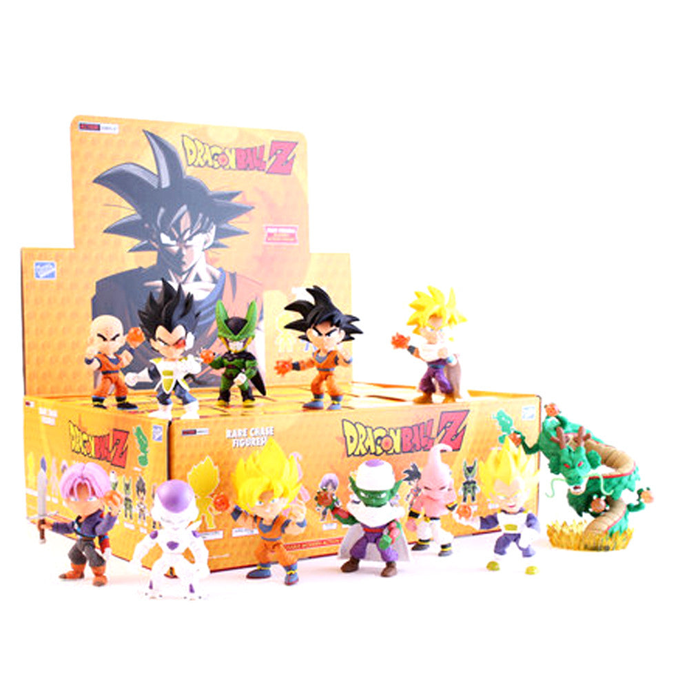 Dragon Ball Z Action Vinyls Blind Box Minis by The Loyal Subjects
