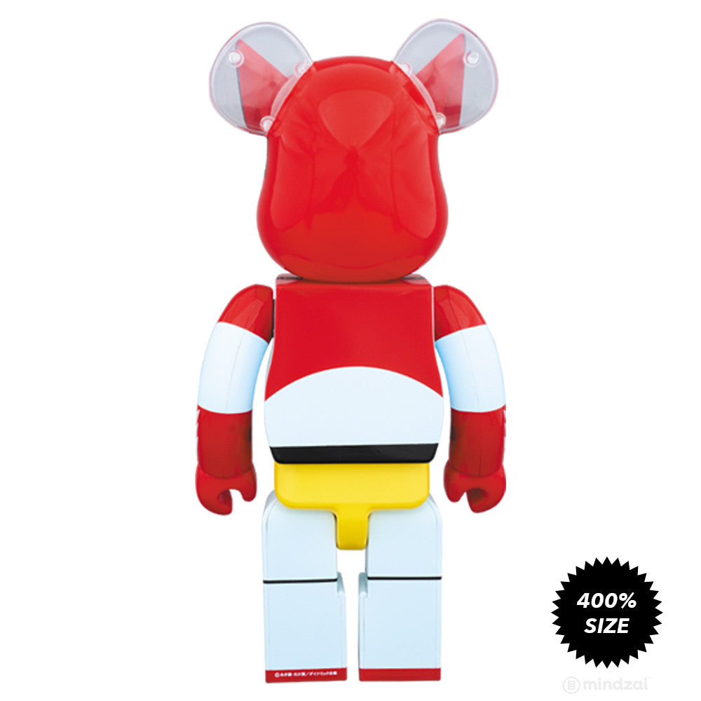 Getter 1 400% Bearbrick by Medicom Toy