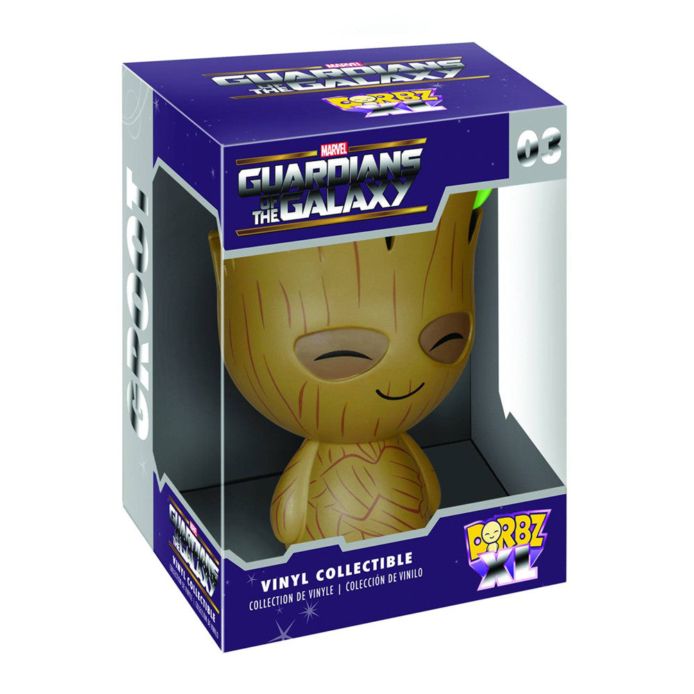 Marvel Guardians of the Galaxy Groot Dorbz XL Toy Figure
