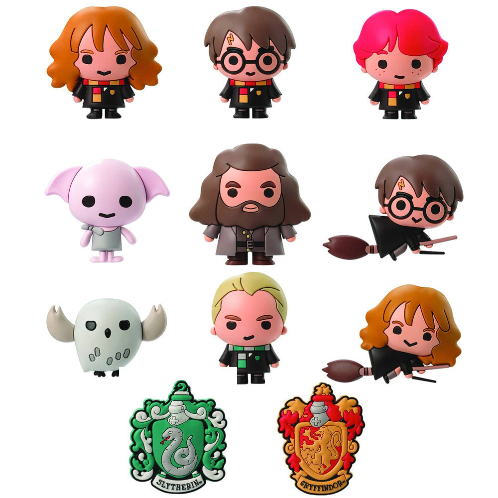 Harry Potter Figural Keyring Series 2 Blind Bag - Mindzai  - 1