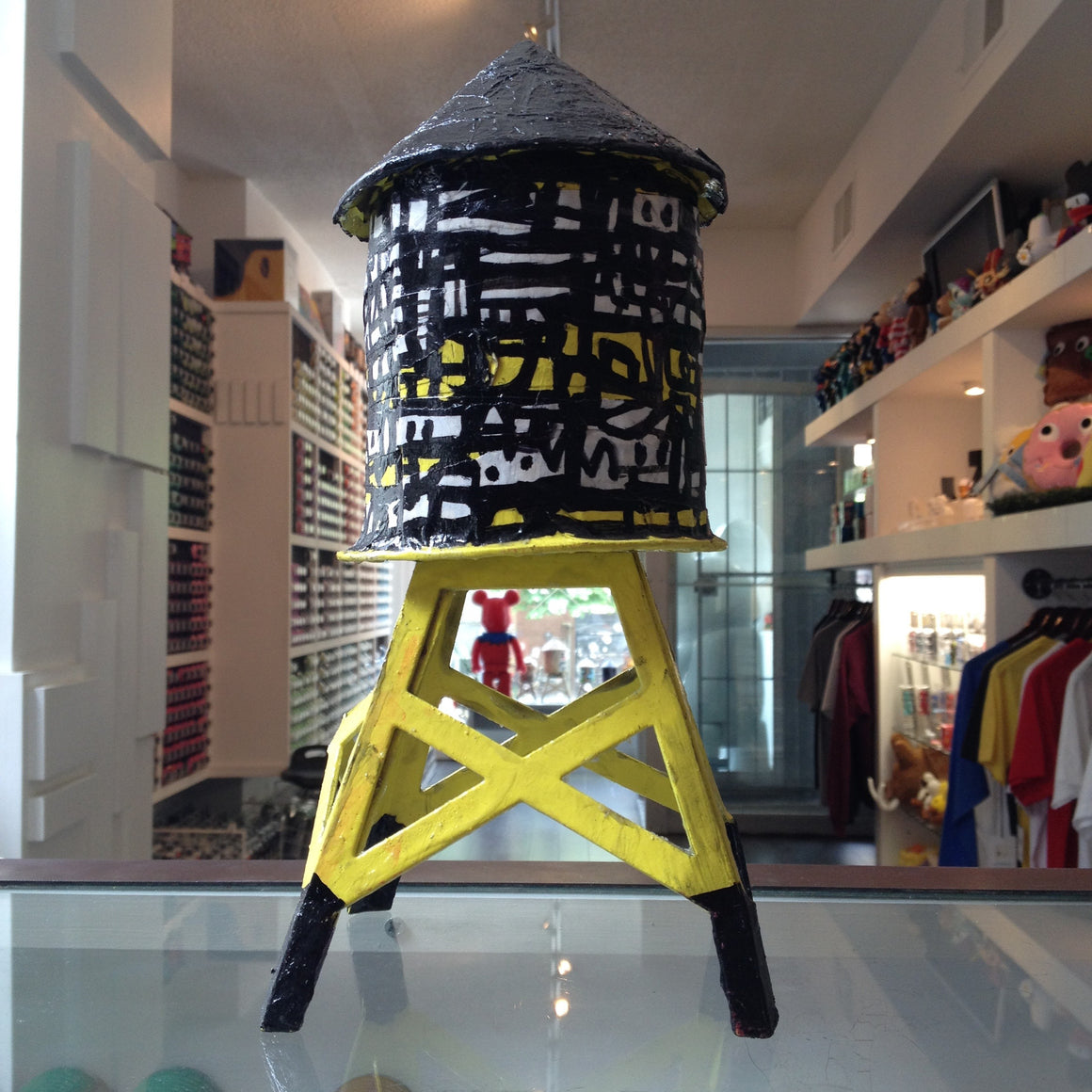Joseph Meloy Custom Boundless Brooklyn Water Tower - Mindzai  - 1