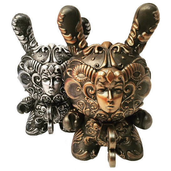 It's A Fad 8-inch Bronze Dunny by J*Ryu - Special Order - Mindzai  - 1