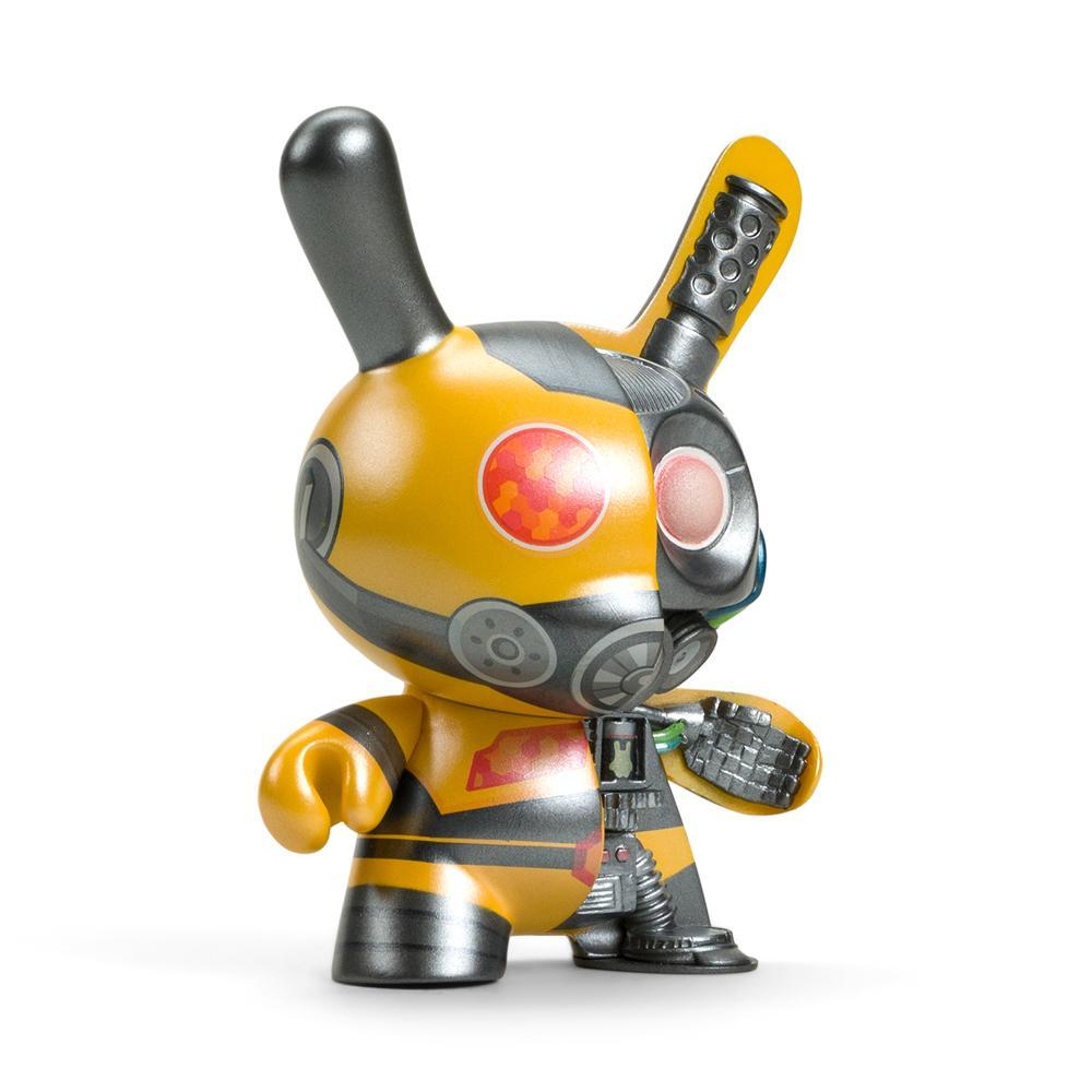 Dairobo-B Mecha Half Ray 5-Inch Dunny by Dolly Oblong x Kidrobot