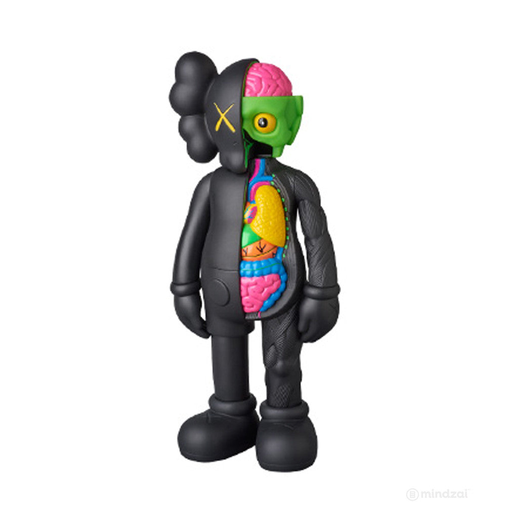 Kaws Companion Black Flayed Open Edition 2016 - Mindzai