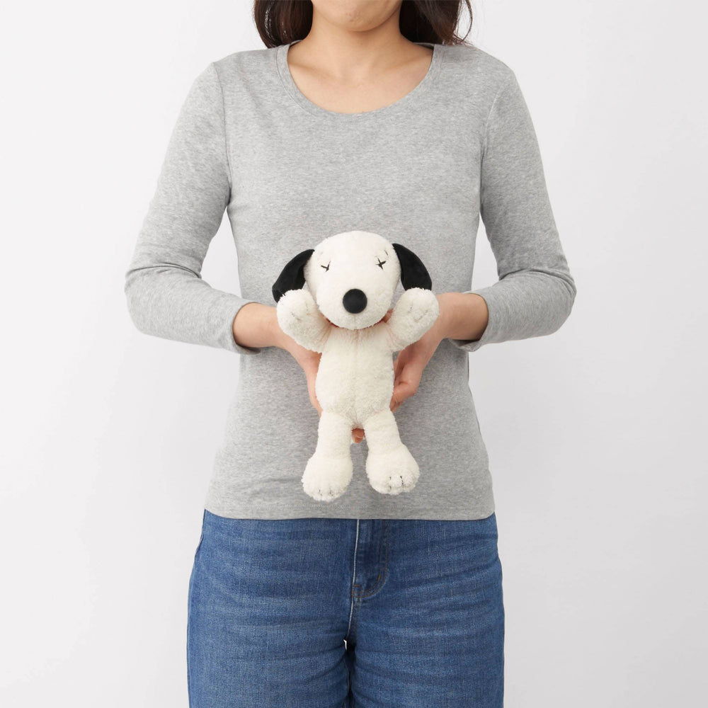 Snoopy Small Plush by Kaws x Peanuts x Uniqlo