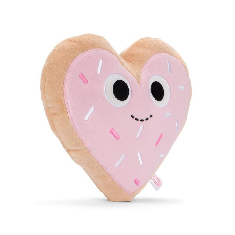 *Special Order* Yummy World Haylee Heart Cookie Medium Plush Toy by Kidrobot