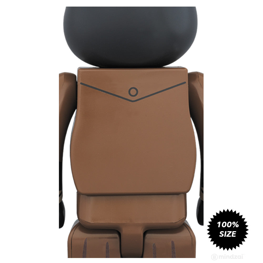Knightmare Batman 100% Bearbrick by Medicom Toy - Mindzai  - 1