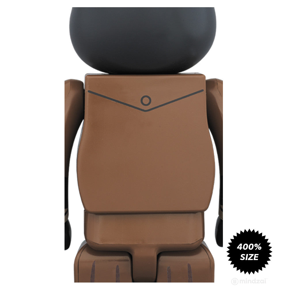 Knightmare Batman 400% Bearbrick by Medicom Toy - Pre-order - Mindzai  - 1