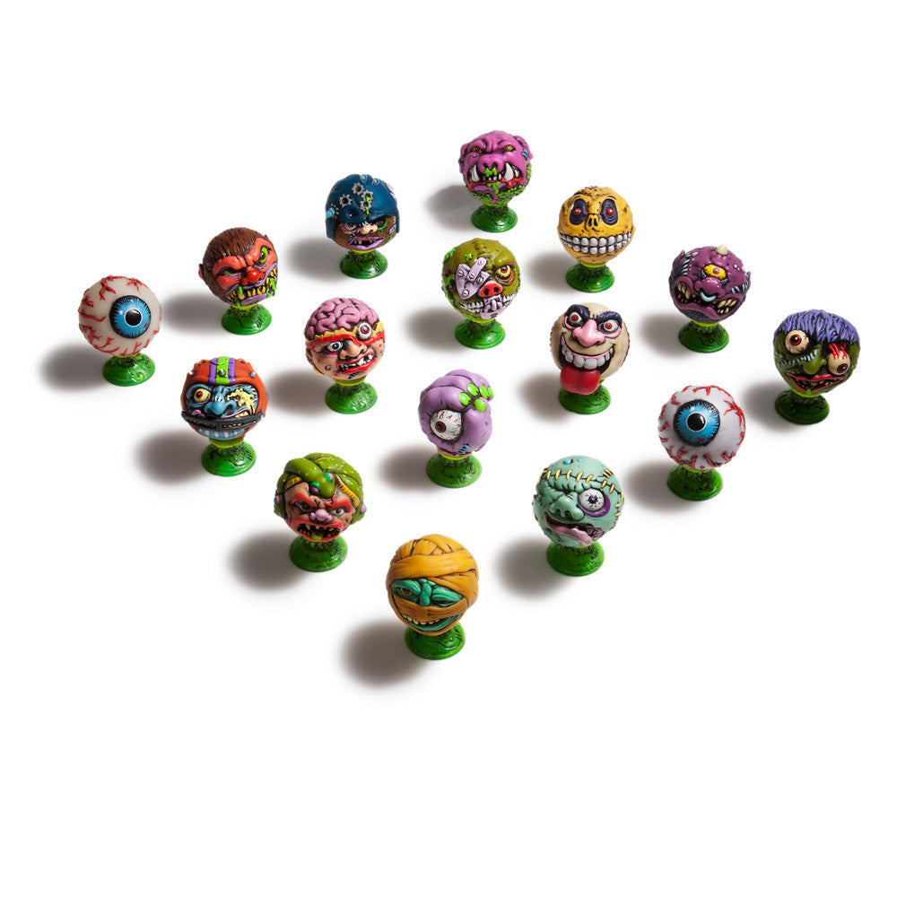 Mad Balls Vinyl Mini Series Blind Box by Kidrobot - Mindzai  - 1