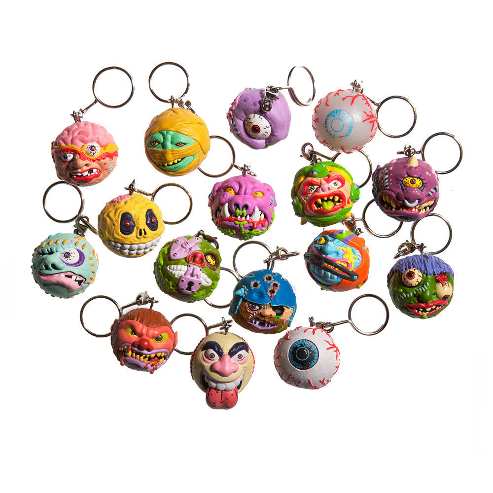 Mad Balls Keychain Series Blind Box by Kidrobot - Mindzai  - 1