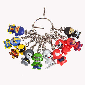 Marvel MUNNY Zipper Pull Series 2 - Single Blind Box - Mindzai  - 1