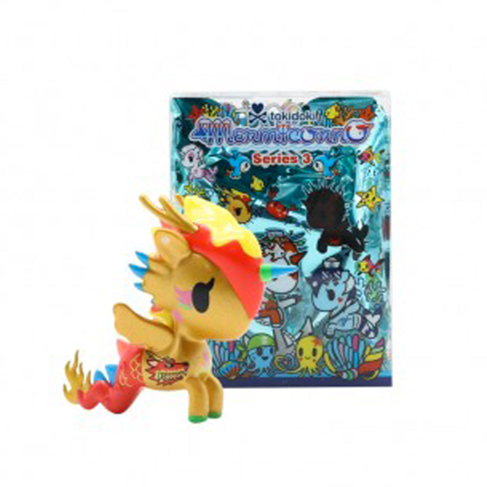 Mermicorno Series 3 Blind Box Toys by Tokidoki