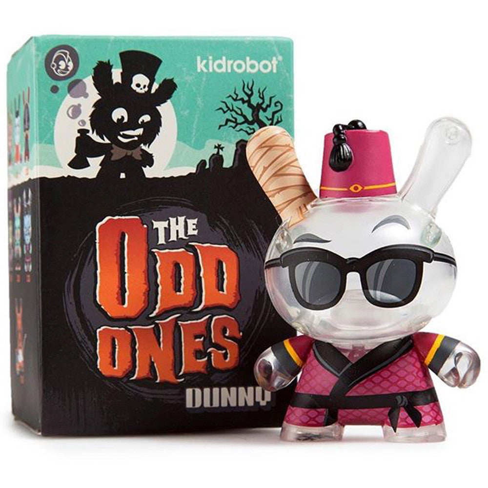 The Odd Ones Dunny Mini Blind Box Series by Scott Tolleson x Kidrobot - Mindzai  - 1