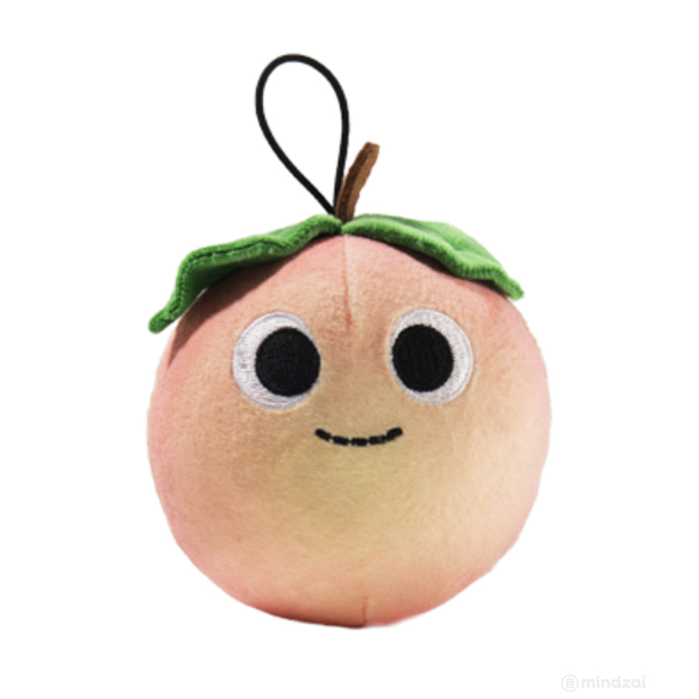Yummy World Penelope Peach Mini 4-inch Plush - Pre-order
