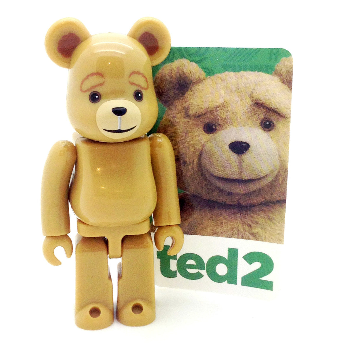 Bearbrick Series 30 - Ted 2 (Animal) - Mindzai  - 1